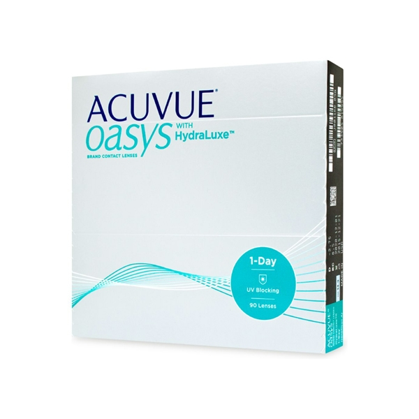 1-Day Acuvue Oasys 90 pk