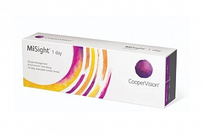 1-Day MiSight 30 pk (Omafilcon A)