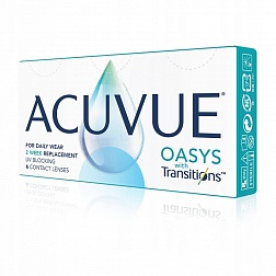 Acuvue Transitions 6 pk